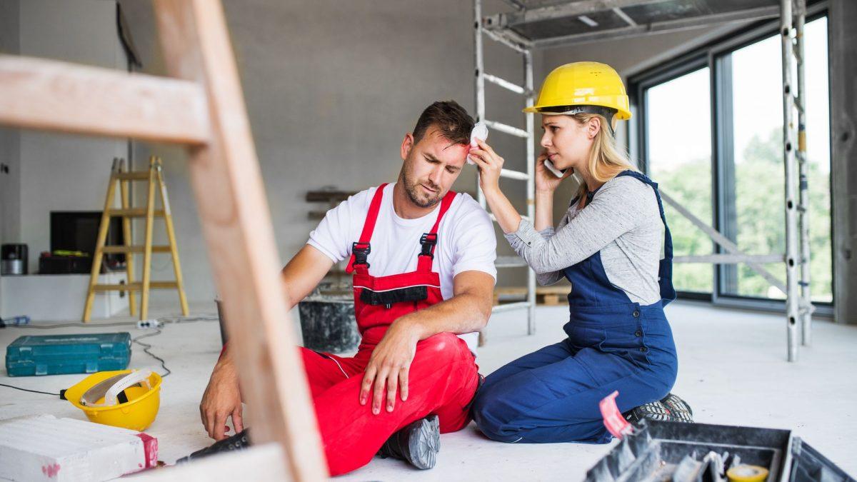 Descubra aqui quais os tipos de acidente de trabalho existentes