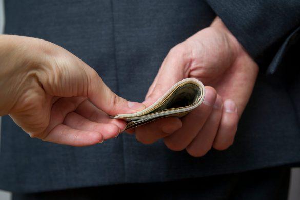 salário pago por fora